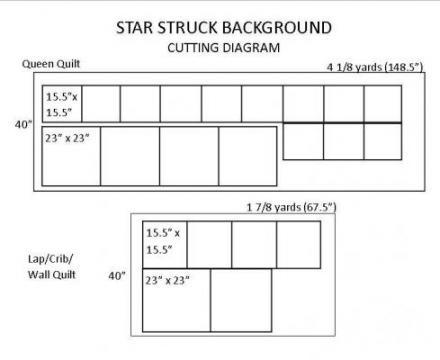 Star Struck Yardage