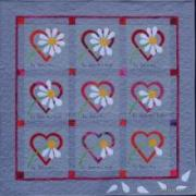 He Loves Me!  A Hearts and More pattern