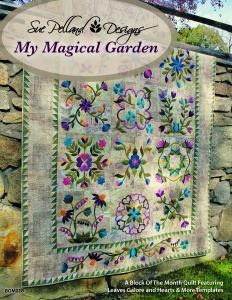 My Magical Garden cover