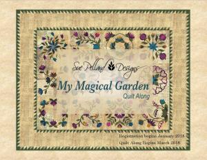 My Magical Garden Dates