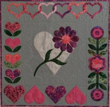 Hearts and More Techniques Workshop sample