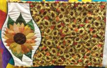 Sunflower Place Mat from Flowers Galore Place Mats
