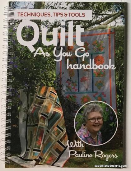 Quilt As You Go Book