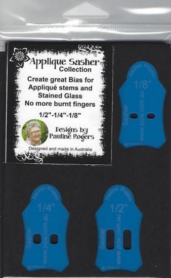 applique sasher set
