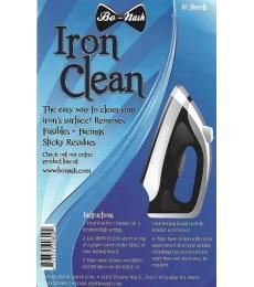 Bo-Nash Iron Cleaner 10 sheets