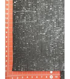 "Cork Fabric-Black With Silver Specks 18""x27"""