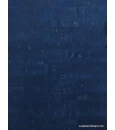 BLUE CORK FABRIC