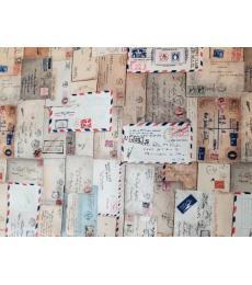 Tim Holtz Fabric: Letter one yard cut