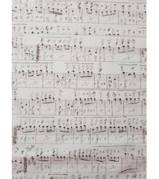 Tim Holtz Fabric: Foundations, Symphony one yard cut