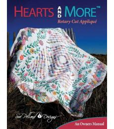 Hearts and More book