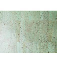 "Cork Fabric-Green 18""X27"""