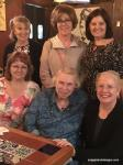Pat Cox, Deb Wendt, Janie Alonzo, Mary McGuire and Gina Zeleznok