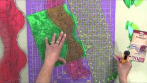Sue Pelland Designs, , Video 2 of 5, Rotary Cut Applique with Leaves Galore